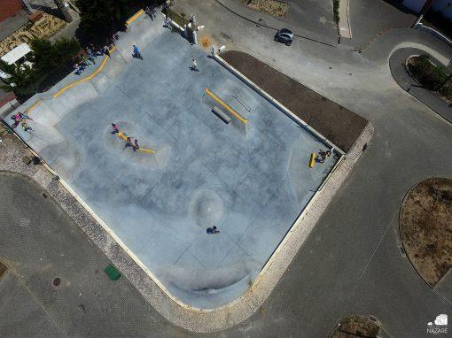 Skate Park Nazaré