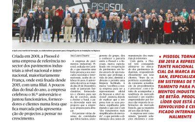 Empresa pombalense é representante oficial da Becosan